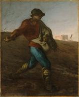 Millet- sower