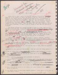 Big book manuscript